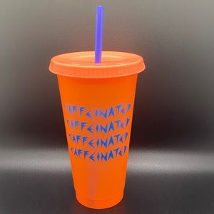 🧡LAST☝️🧡 Starbucks Caffeinated Cup